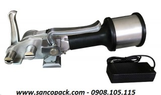 Battery Operated Tensioner & Pneumatic strapping tensioner