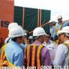First lashing course in Vietnam