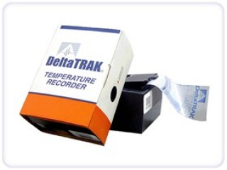 In-transit Temperature Recorder for Container - DeltaTrak